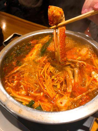 恵比寿の韓国料理、ソナムで「ととのった」