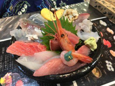 【金沢グルメ旅その1】いきいき亭 近江町店で最高の海鮮丼を食らう。