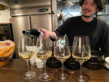 高円寺アッカのワインを一晩で全部飲んでみた。