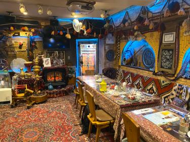 【高円寺 BolBol】ペルシャ料理のゴルメサブズィをご存知だろうか?