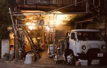 【高円寺/シュワルツカッツ】実写版ハウルの動く城!映画のワンシーンに迷い込んだようなオシャレな喫茶店見つけた